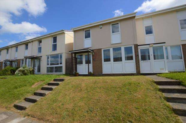 3 Bedrooms End Of Terrace House for sale in Westfield, Plymouth, Devon