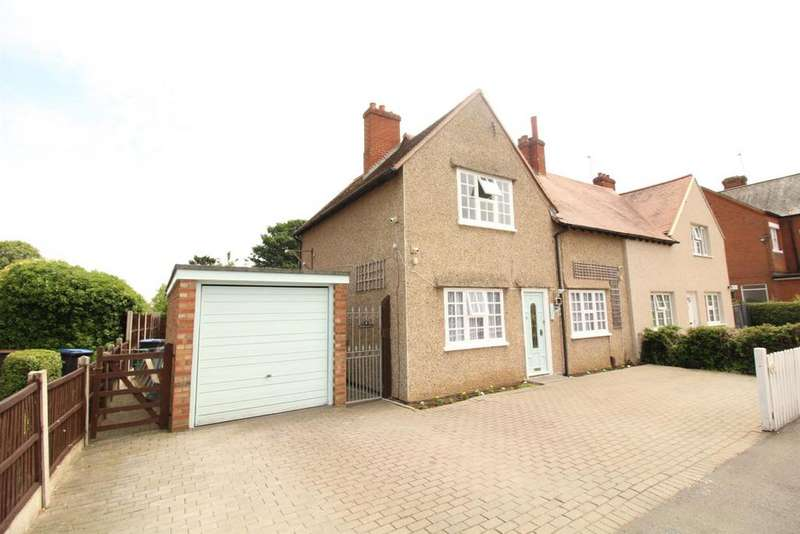 3 Bedrooms Semi Detached House for sale in St. Johns Avenue, Old Harlow