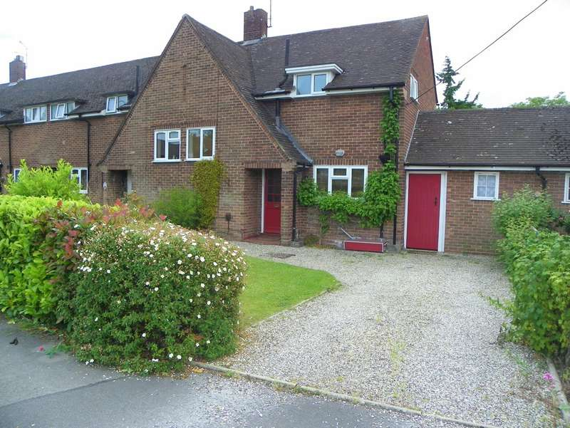2 Bedrooms End Of Terrace House for sale in Charvil House Road, Charvil, RG10