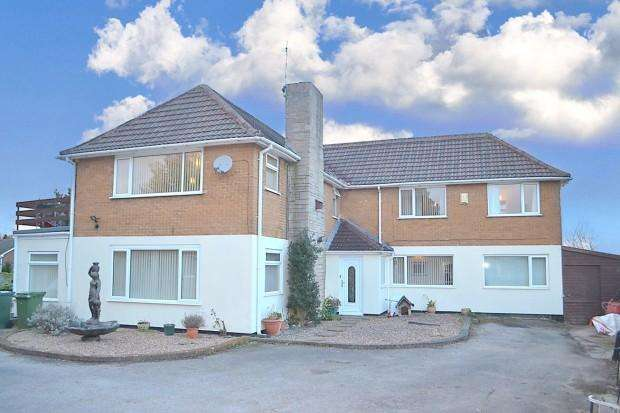 5 Bedrooms Detached House for sale in Bestwick Avenue, Heanor, DE75