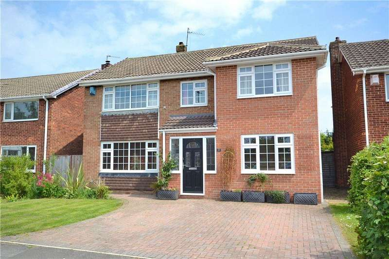 4 Bedrooms Detached House for sale in Birchfield Drive, Eaglescliffe, Stockton-on-Tees