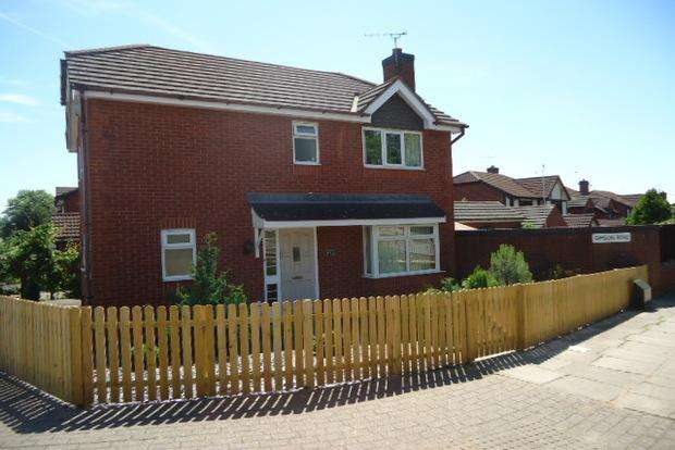 3 Bedrooms Detached House for sale in Gimson Road, Western Park, Leicester, LE3