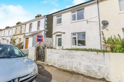 2 Bedrooms End Of Terrace House for sale in Camborne, Cornwall, .