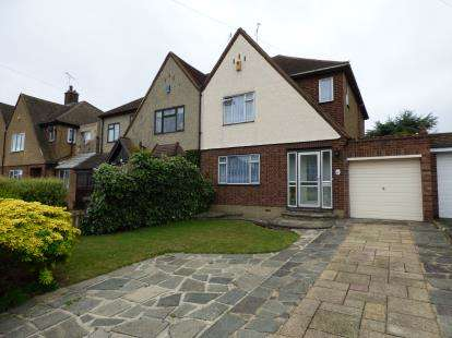 3 Bedrooms Semi Detached House for sale in Upminster, Essex