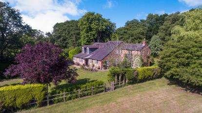 4 Bedrooms Detached House for sale in Gore Lane, Alderley Edge, Cheshire, Uk