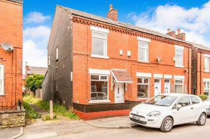 2 Bedrooms End Of Terrace House for sale in Petersburg Road, Edgeley, Stockport, Cheshire