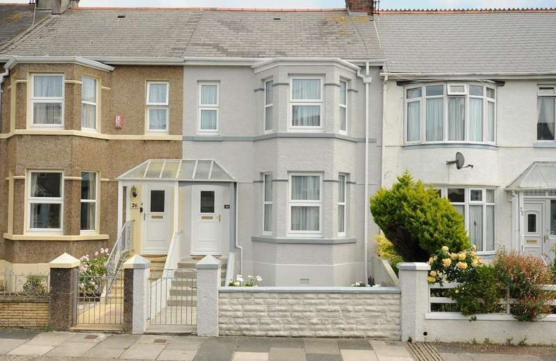 4 Bedrooms Terraced House for sale in Ridge Park Ave