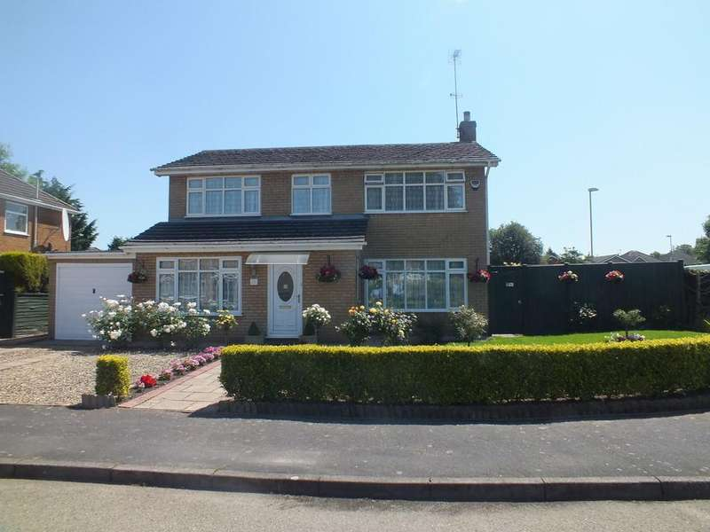 4 Bedrooms Detached House for sale in Chiltern Drive, Spalding