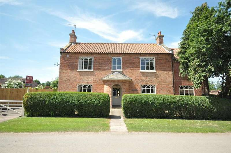 5 Bedrooms Unique Property for sale in High Street, Orston, Nottingham