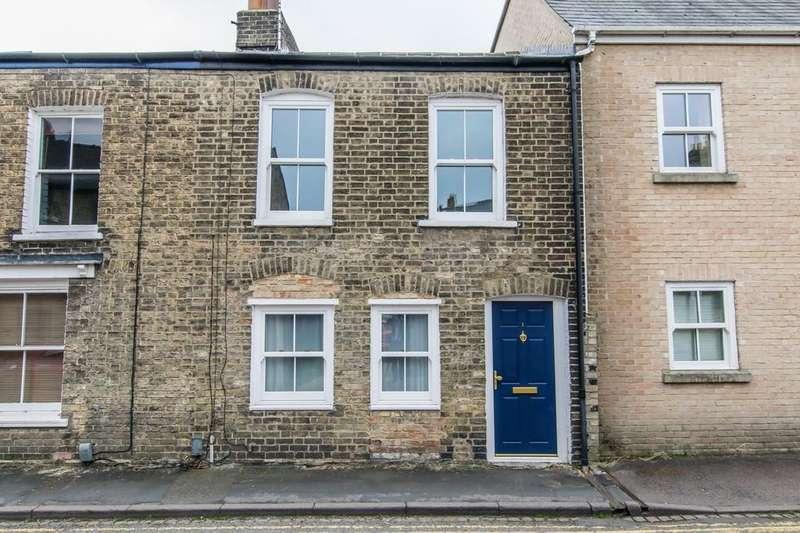 2 Bedrooms Terraced House for sale in Trafalgar Street, Cambridge