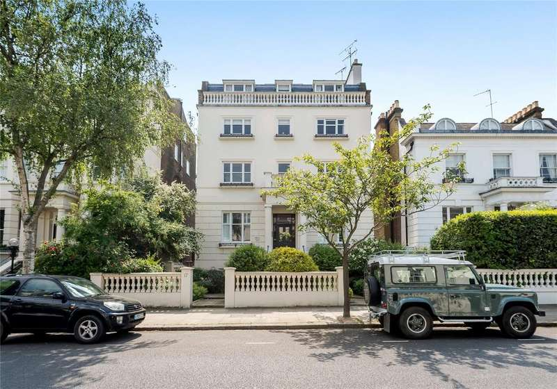2 Bedrooms Flat for sale in Dawson Place, London