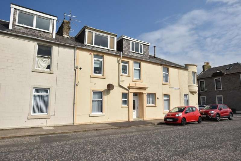 2 Bedrooms Apartment Flat for sale in 1B Titchfield Road, Troon, KA10 6AN