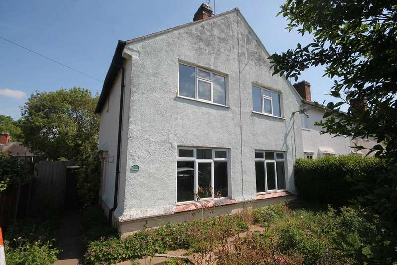 3 Bedrooms Semi Detached House for sale in Winton Avenue, Braunstone, Leicester LE3
