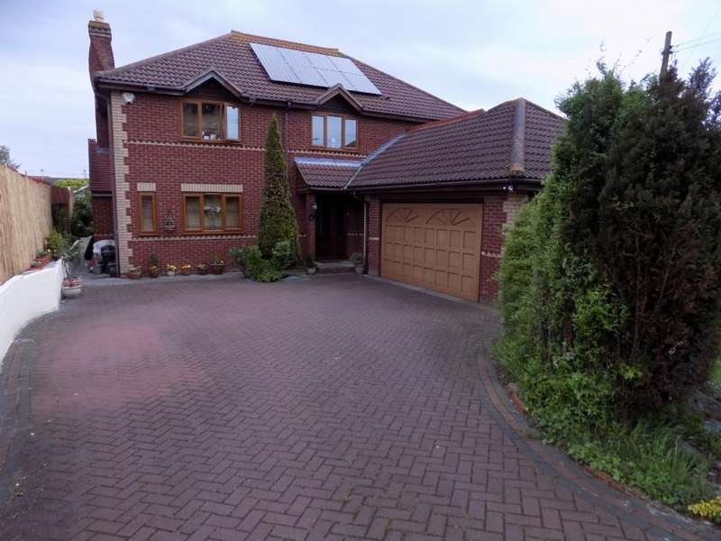 5 Bedrooms Detached House for sale in Central Wall Road