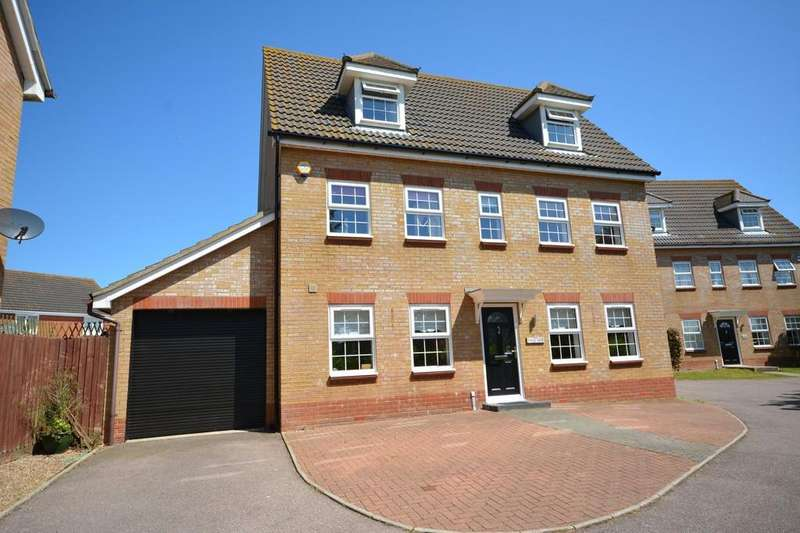 5 Bedrooms Detached House for sale in Dorley Dale, Carlton Colville, Lowestoft