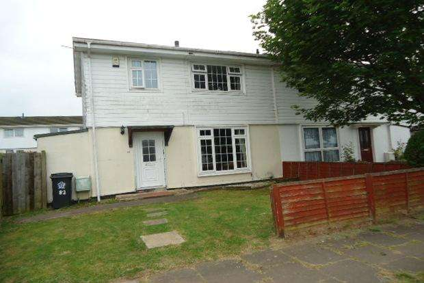 3 Bedrooms Semi Detached House for sale in Glazebrook Road, New Parks, Leicester, LE3