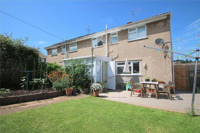 4 Bedrooms Semi Detached House for sale in Hollis Close, Long Ashton, BRISTOL, BS41
