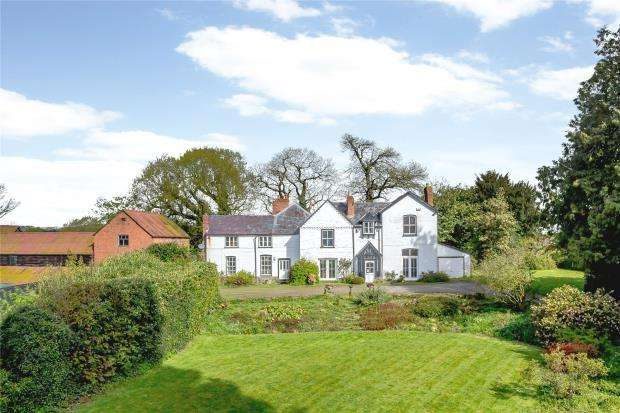 6 Bedrooms Detached House for sale in Lyonshall, Kington