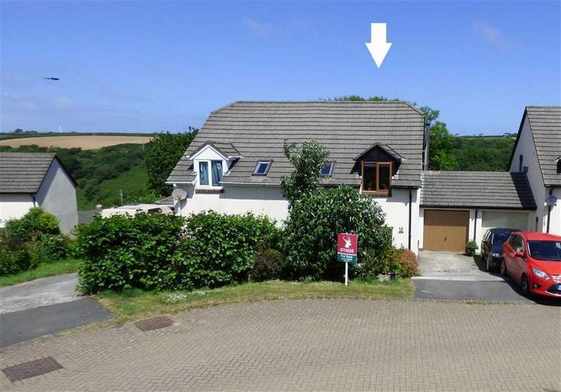 3 Bedrooms Semi Detached House for sale in The Greenwoods, Hartland, Bideford, Devon, EX39