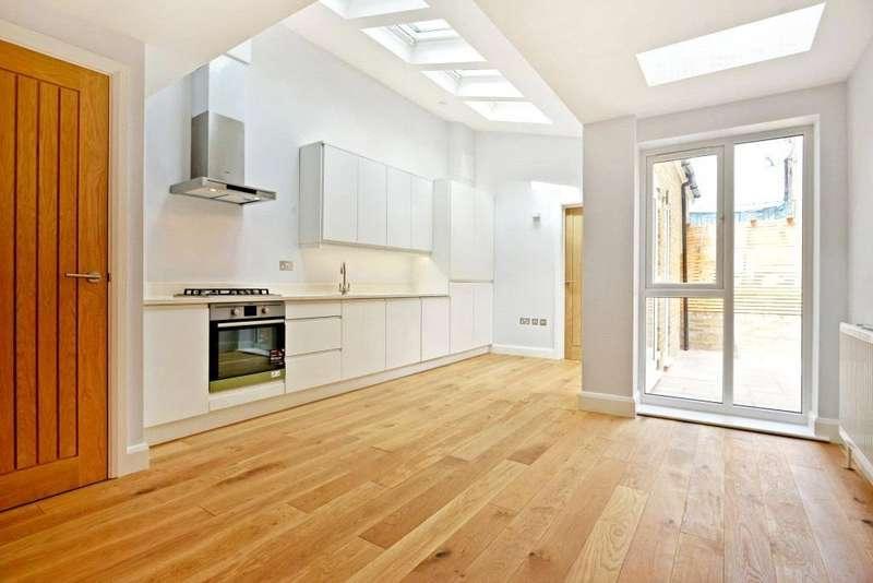 2 Bedrooms Flat for sale in East Dulwich Road, East Dulwich, London, SE22