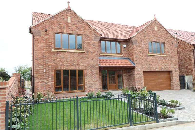 5 Bedrooms Detached House for sale in New Detached House, Morthen View, Wickersley, Rotherham, South Yorkshire