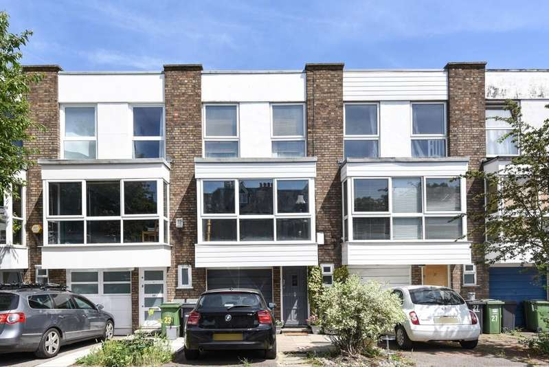 4 Bedrooms Town House for sale in Dartmouth Hill London SE10