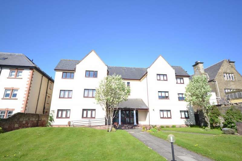 2 Bedrooms Apartment Flat for sale in 12G Ardayre Road, Prestwick, KA9 1QL