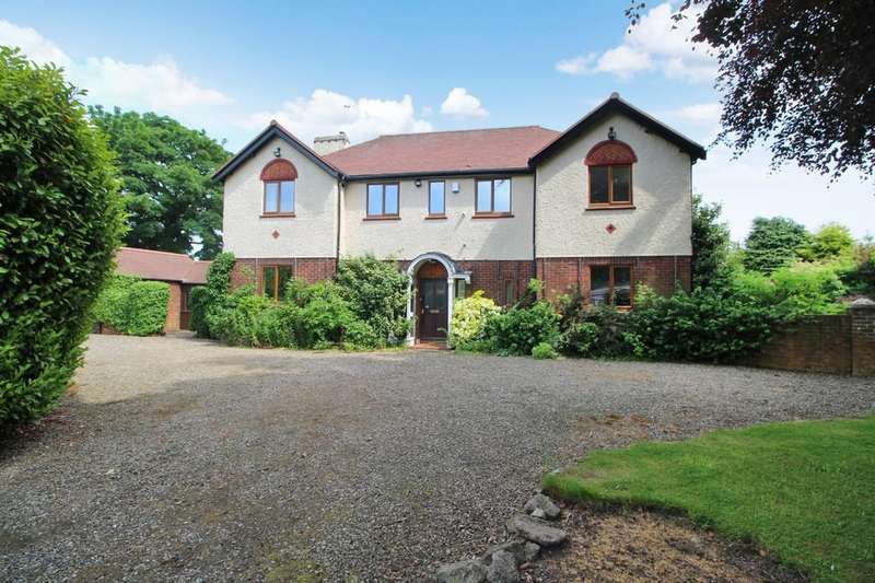 5 Bedrooms Detached House for sale in Durham Road, Sedgefield