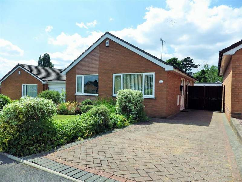 2 Bedrooms Detached Bungalow for sale in Hadendale, Cradley Heath