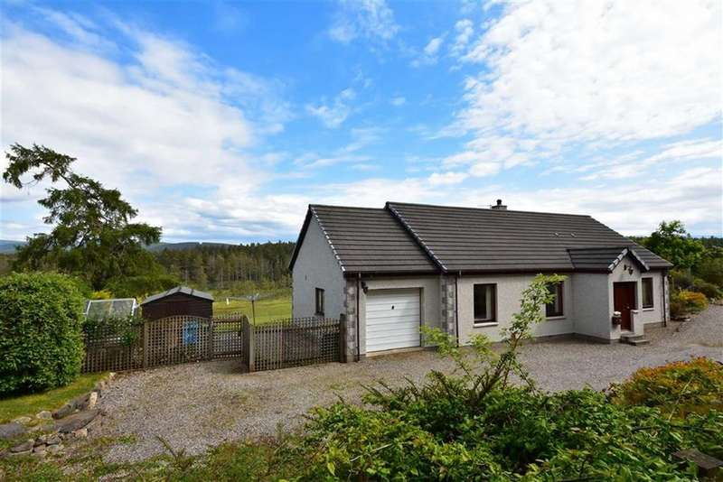 3 Bedrooms Detached Bungalow for sale in Dulnain Bridge