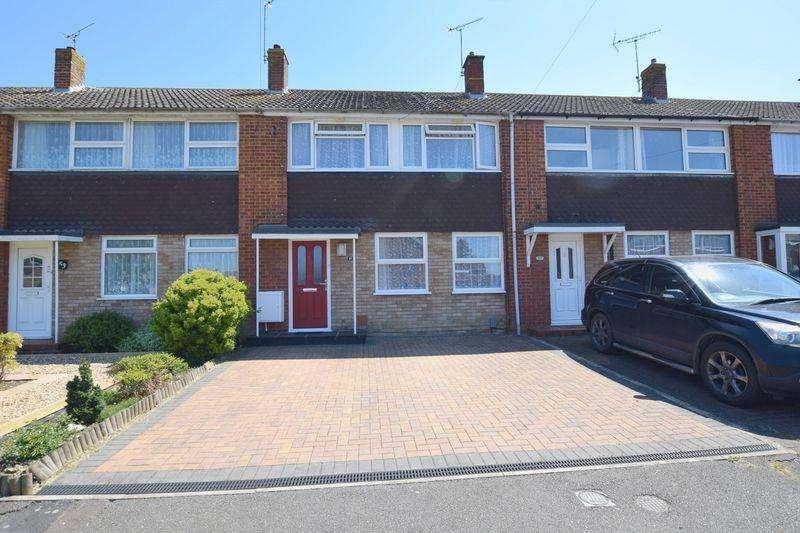 3 Bedrooms Terraced House for sale in Long Meadow, Aylesbury
