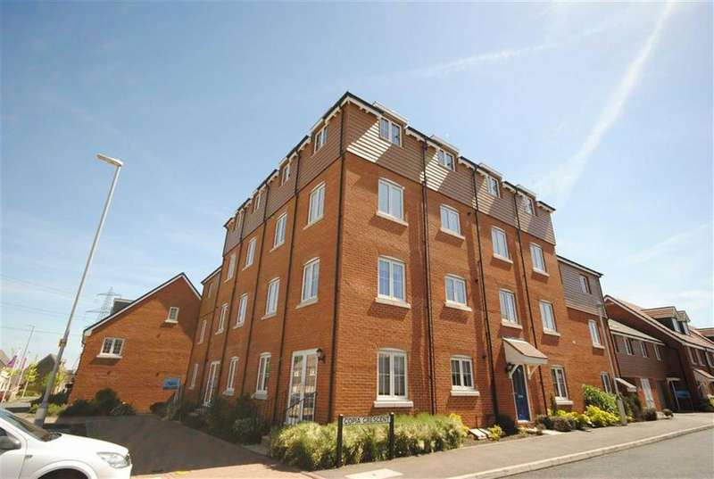 2 Bedrooms Flat for sale in Copia Crescent, Leighton Buzzard