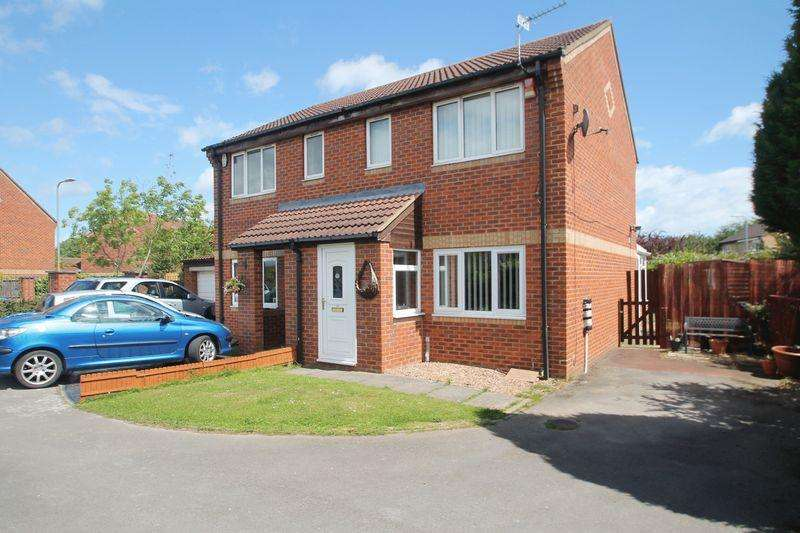 2 Bedrooms Semi Detached House for sale in Cranberry, Coulby Newham
