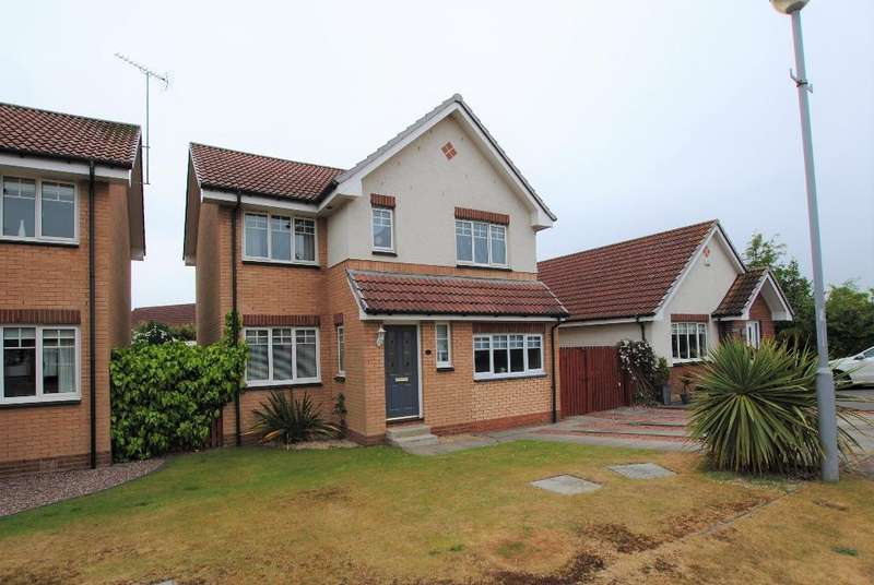 4 Bedrooms Detached House for sale in Old Station Wynd, Troon, South Ayrshire, KA10 6RR