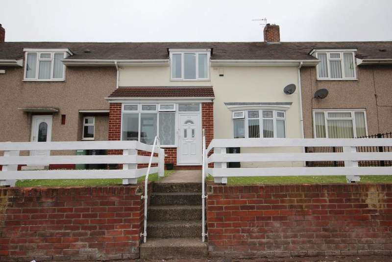 3 Bedrooms Terraced House for sale in Catcote Road, Hartlepool