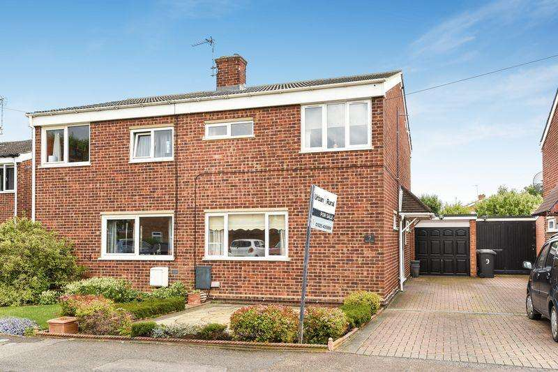 3 Bedrooms Semi Detached House for sale in Browns Close, Marston Moretaine