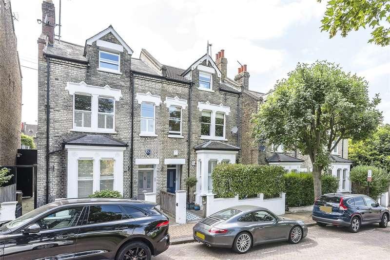 2 Bedrooms Flat for sale in Birdhurst Road, London, SW18
