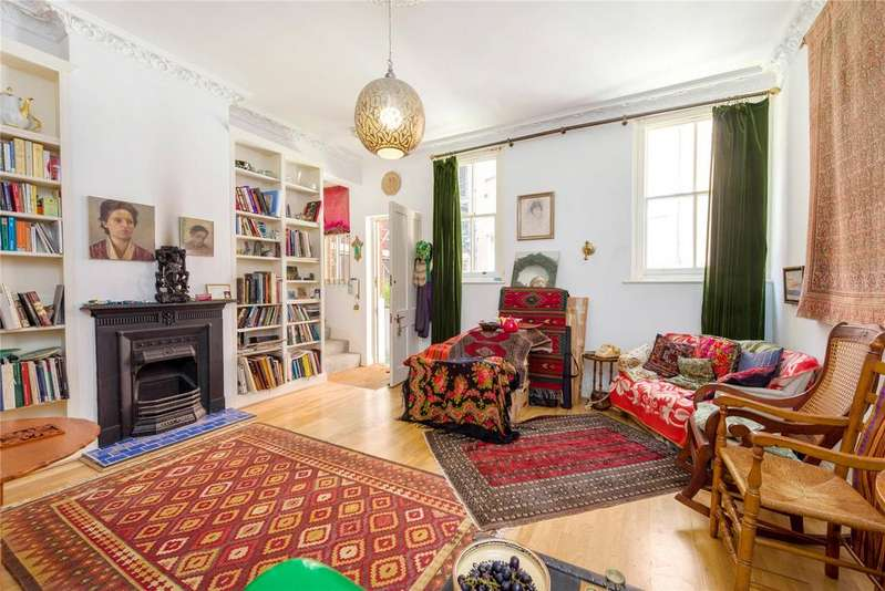 2 Bedrooms House for sale in Clerkenwell, EC1M