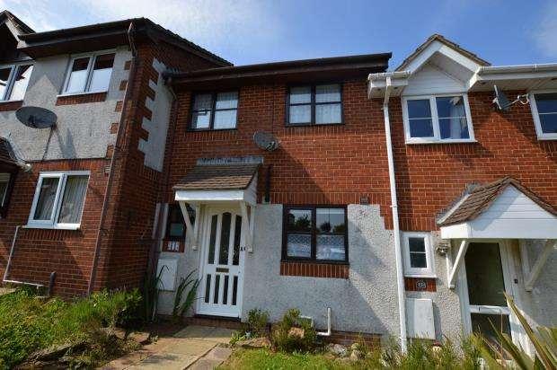 2 Bedrooms Terraced House for sale in Tom Lyon Road, Liskeard, Cornwall