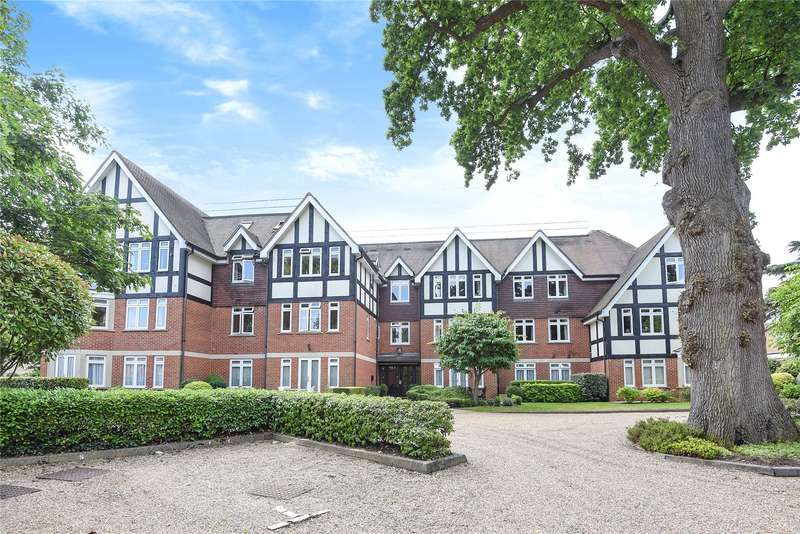 2 Bedrooms Apartment Flat for sale in Tithe Court, Glebelands Road, Wokingham, Berkshire, RG40