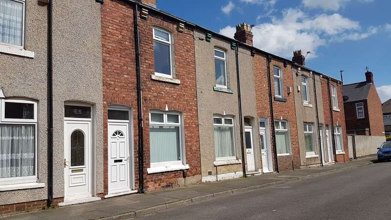 2 Bedrooms Property for sale in Rossall Street, Hartlepool, Durham, TS25 5RX