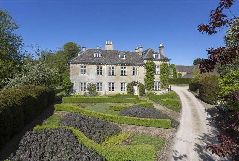 8 Bedrooms House for sale in Westwell, Burford, Oxfordshire, OX18