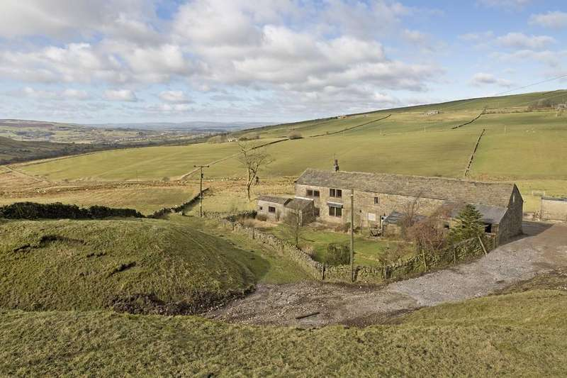 2 Bedrooms Farm House Character Property for sale in Brown Hill Farm, Colne