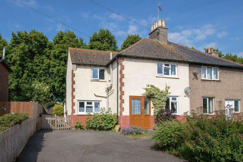 3 Bedrooms Semi Detached House for sale in Rutland Road, Stamford