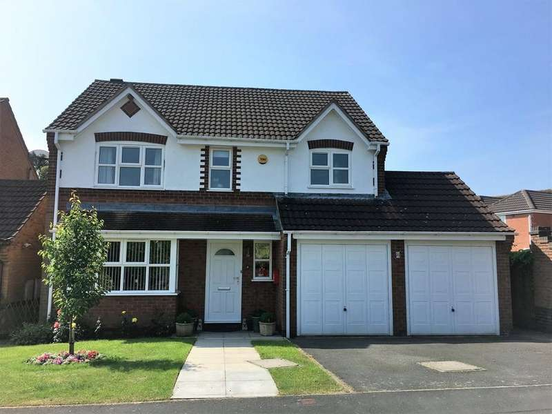 4 Bedrooms Detached House for sale in Delamare Road, Melton Mowbray