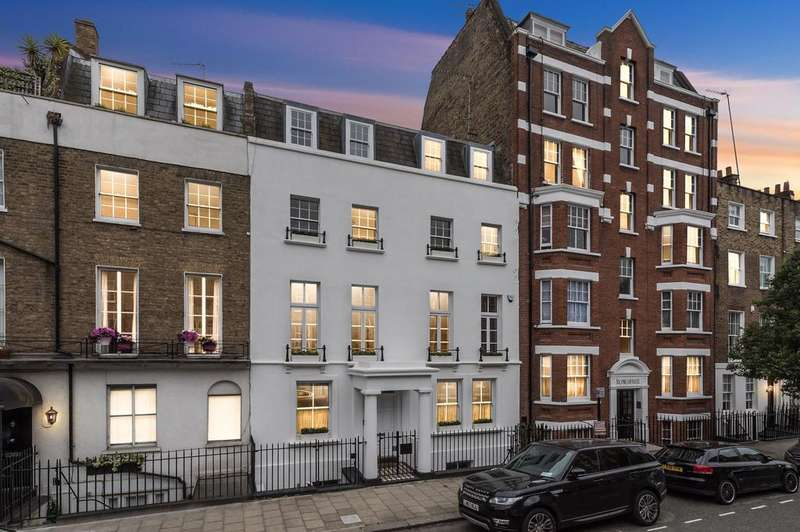 5 Bedrooms Terraced House for sale in Molyneux Street, London W1H