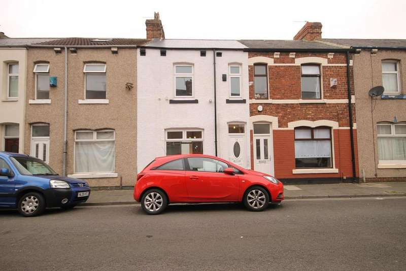 2 Bedrooms Terraced House for sale in Dorset Street, Hartlepool