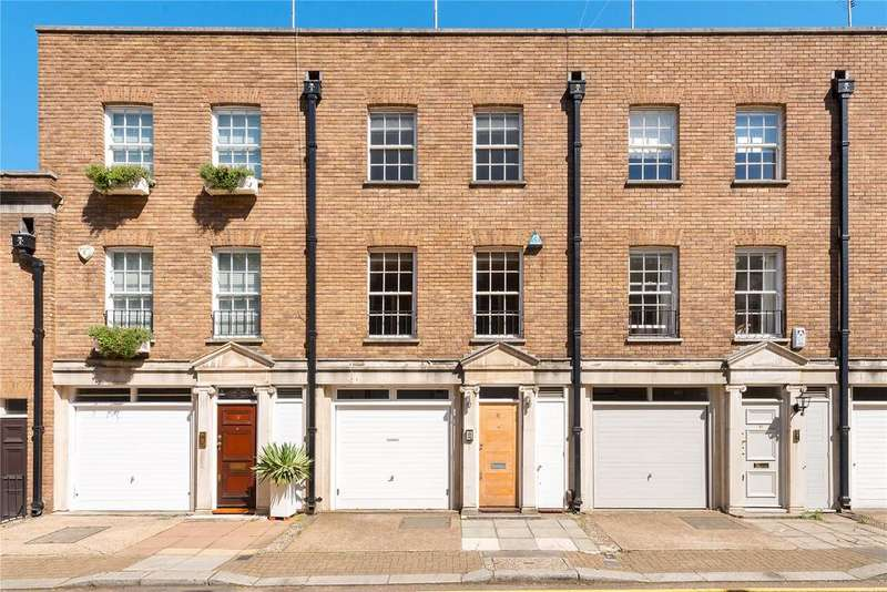 3 Bedrooms Terraced House for sale in Cadogan Lane, London