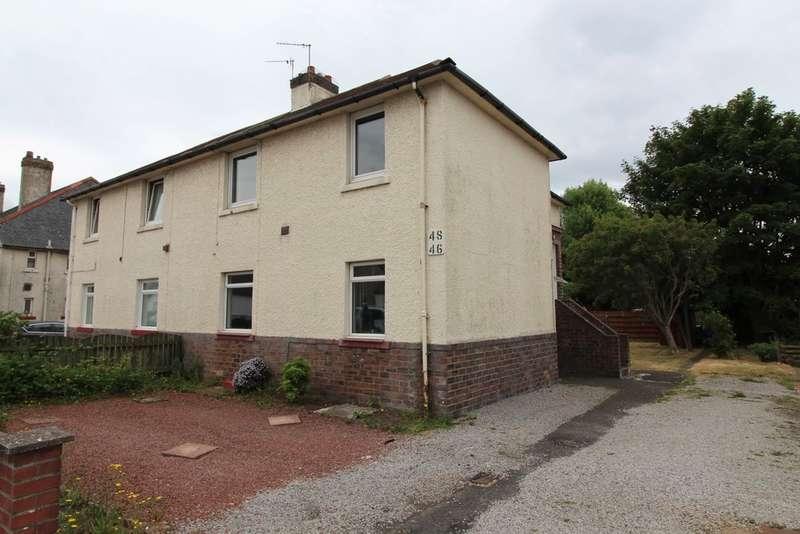1 Bedroom Flat for sale in Waterloo Road, Prestwick, KA9