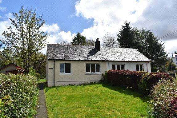 1 Bedroom Semi Detached Bungalow for sale in 3 Burnside Cottages, Craignure, Isle of Mull, Argyll and Bute, PA65